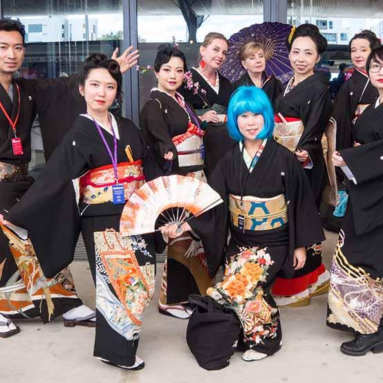 International Kimono Club Sydney